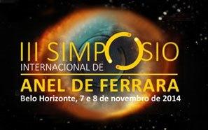III Simp�sio Internacional de Anel de Ferrara