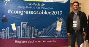 O IX Congresso Brasileiro da SOBLEC, aconteceu entre os dias 16 e 18 de maio em São Paulo.