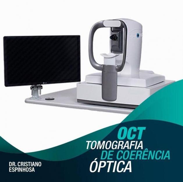 OCT - Conheça umas das tecnologias mais avançadas da oftalmologia